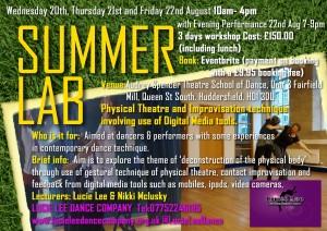 lldc summer lab
